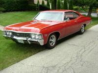 VINTAGE RACE CAR - SUPER CLEAN 1965 CHEVY IMPALA -