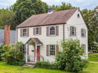 This 1939 Colonial has SO much potential to shine