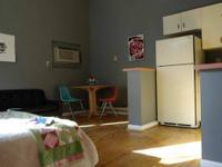 Stay at this fantastic supplied Cherokee Street studio
