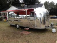 Make: Airstream Year: 1968 Condition: New 66 Safari