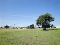 Nice tract with 50+ feet of Hwy 79 frontage, great