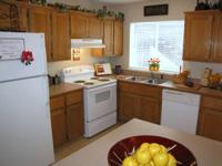 Our gorgeous 2 bed room, 2 bath has an Island kitchen