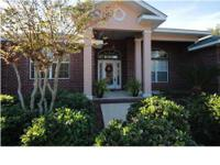 GOLD STAR PROPERTY!! Brick home with stucco accents,