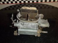 I have an initial GM Holley 585 CFM carburetor for a