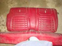 67-69 camaro parts, 67 console $200, new rear seat