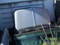 (3)69-72 hoods--tailgate--cowl panel--door glass--vent