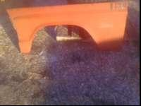I have for sale a driver fender for 67 72 ford trucks