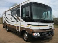 PRISTINE!! 2010 Fleetwood Bounder 30T is a 30ft Class A