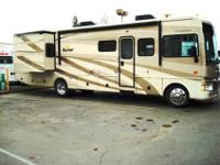 2009 Fleetwood Bounder Model 35H Class A Motor Home is