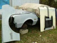 i have for sale 2 fenders & hood for a 67 olds 442/