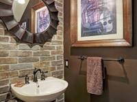 Fabulously updated gated West University townhome is
