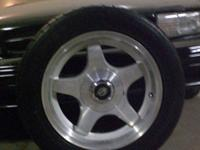 Hello, I have a set of 4 1994-96 Impala SS rims with