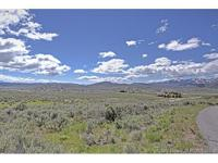 This private 6.7 acre lot has great views of both the