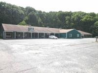 Retail / Office structure for sale on Route 146 in