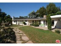 Single level Point Dume home with guesthouse and