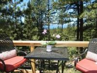 Beautiful recently renovated lake view chalet. Close to