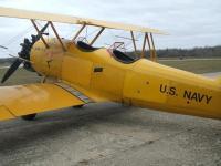 1940 Naval Aircraft Factory N3N-3. Ser# 1994 n9316z.