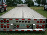 2006 Chaparral Step Deck Trailer, 53 foot x 102 inches,
