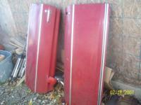 I have 2 68-69 torino GT doors in really good