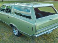 A TRUE SURVIVOR. 68 AMC AMBASSADOR WAGON CAR SHOWS 45K