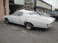 68 Chevy Impala $4900 FRESHLY PAINTED 350 COMBO VIN #