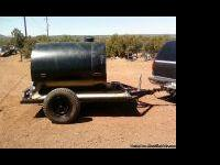680 gallon water trailer for sale in Show Low, AZ.