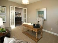 New home ready for immediate move-in Dramatic