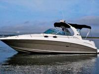 2006 Sea Ray 300 SUNDANCER Manifolds and Risers