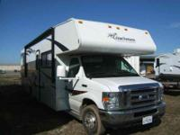 2011 COACHMEN FREELANDER 30QB , WHITE, Single Slide