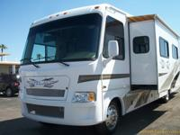 Mint Condition 2008 Damon Outlaw Class A/ Toy Hauler.