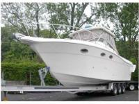 Beautiful fresh water boat, Twin Steyr 246 Turbo