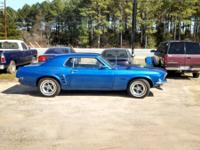 1969 mustang. 302 automatic. Clean vehicle all around.