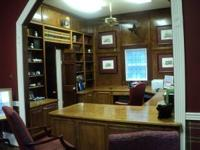 Large Victorian office for lease in downtown valdosta,