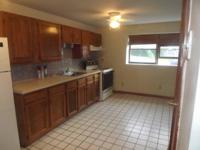 Great One bedroom one bath apartment available now!