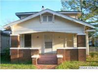 695/month 695/Deposit 1825 47th ST Ensley  Central Heat