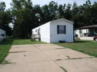 This nice and clean 2005 Horton 14x64 Manufactured home