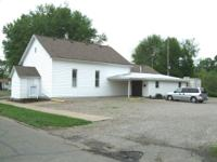 Ideal location for this well maintained Church Bldg.
