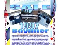 1997 Bayliner 2050 BR Throttle Body Fuel injectedNeed