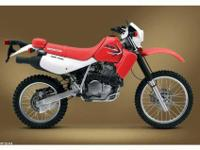 2012 HONDA XR650, Red, wherever you want, it'll take