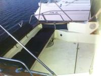 1985 Cruiser inc, family boat for sale, has been marine
