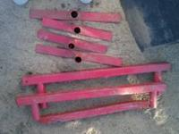 6 Foot Grinding Rail - $15 or best offer its pieces