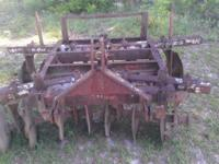 Heavy duty six foot Harrow good for garden or food
