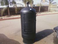 I have a 6ft. vertical bbq smoker for sale,,, has full