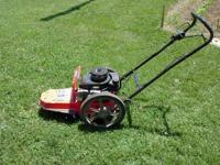 Hi! I have a 6HP brush cutter for sale. Excellent