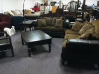 This a beautiful living room collection by Ashley