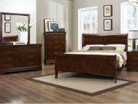 █ ██ █ 6pc. Queen Bedroom Set