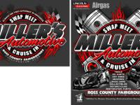 Miller's 6th Annual Automotive Swap Meet and Cruise-in