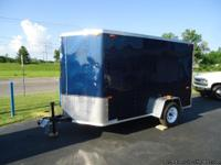 INTERSTATE-1 ENCLOSED TRAILER, MICHIGAN MADE!!! *3500LB