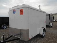 New 6x10 STK # 39120 _____ trailer for sale with