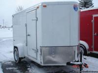 New 2013 Interstate 6x10 Enclosed Trailer with 18""